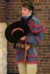 Harry Smith is William Greathouse, militiaman in War of 1812